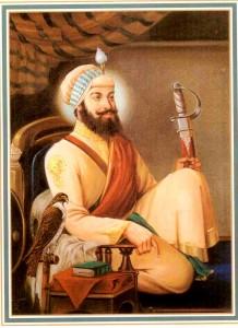 Guru Hargobind Sahib  Ji