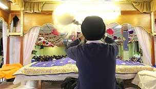 40 Day Simran Jaap at Guru Har Rai Gurdwara 12/1/16 to 20/2/16